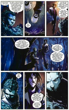 Extrait de X-Men: Divided We Stand (2008) -INT- Divide We Stand