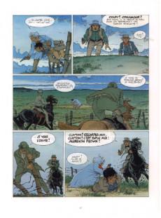 Extrait de Comanche -10d2017- Le Corps d'Algernon Brown