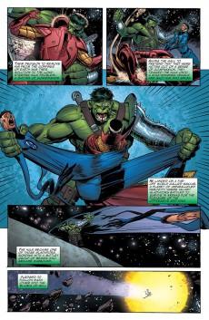 Extrait de World War Hulk: Front Line (2007) -INT- World War Hulk: Front Line