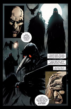 Extrait de Anathema (2015) -1- Book 1: The Evil That Men Do