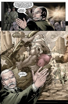 Extrait de World War Hulk: Gamma Corps (2007) -INT- World War Hulk: Gamma Corps
