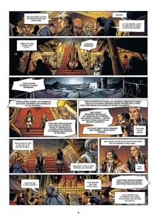 Extrait de La geste des Chevaliers Dragons -24- Les Nuits d'Haxinandrie
