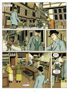 Extrait de La banque -6- Troisième génération 1882-1914 : Le temps des colonies