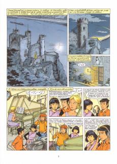 Extrait de Yoko Tsuno -28- Le temple des immortels