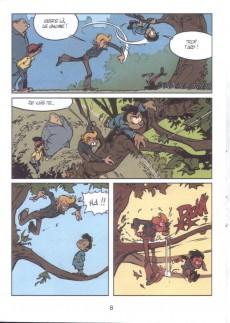 Extrait de Mini-récits et stripbooks Spirou -MR4129- Born to be bad !