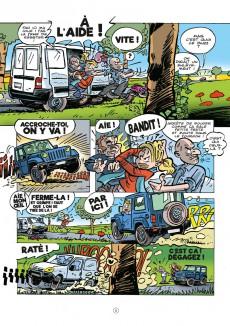 Extrait de Oscar et Mauricette (Les Nouvelles z'aventures d') -2- Alerte rouge à Vaux et à Douaumont