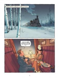 Extrait de Sacha Guitry, une vie en bande dessinée
