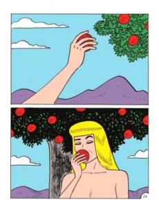 Extrait de Jardin d'Eden