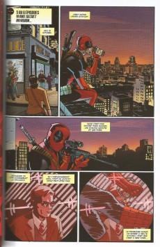 Extrait de Deadpool (Marvel Now!) - On n'est pas des Bêtes