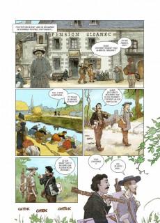 Extrait de Histoire(s) de l'Art en BD