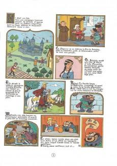 Extrait de Johan et Pirlouit -13a75- Le sortilège de maltrochu