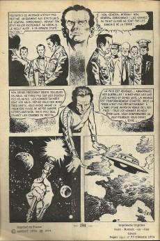 Extrait de Sidéral (3e série - Arédit - Comics Pocket) -3- L'homme de l'espace