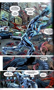 Extrait de Justice League Rebirth (DC Presse) -1- Tome 1