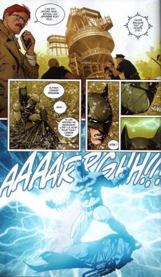Extrait de Batman Rebirth (DC Presse) -1- Le retour de Batman !