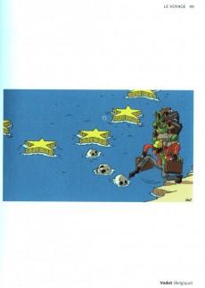 Extrait de Cartooning for Peace - Tous migrants