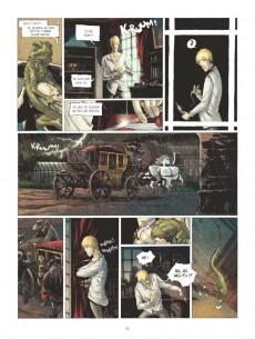Extrait de Les traqueurs -1- L'Arme perdue des dieux