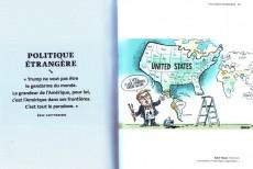 Extrait de Cartooning for Peace - DéTrumpez-vous