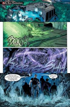 Extrait de Justice League vs. Suicide Squad (2017) -4- Chapter Four