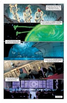 Extrait de Justice League vs. Suicide Squad (2017) -5- Chapter Five