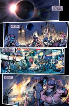 Extrait de Justice League vs. Suicide Squad (2017) -6- Conclusion