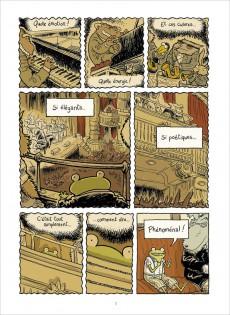 Extrait de Georges Frog -INT- Le Petit rêve de Georges Frog
