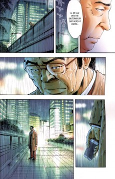 Extrait de Reversible man -4- Volume 4