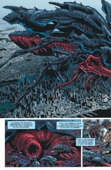 Extrait de Justice League Rebirth -1- Les Machines du chaos