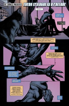 Extrait de Batman (2016) -24- Every epilogue is a prelude
