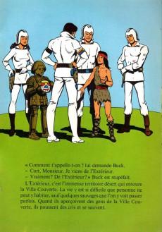 Extrait de Buck Rogers - Buck Rogers et Twiki