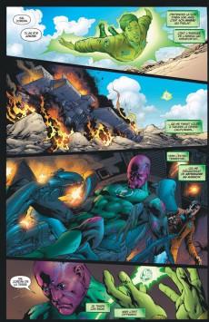 Extrait de Green Lantern (Geoff Johns présente) -INT02- Intégrale - Tome 2