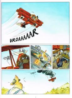 Extrait de Les ailes du singe -2- Hollywoodland