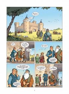 Extrait de Le livre de Piik -3- Le serment du boureau