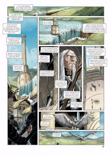 Extrait de Merlin - La quête de l'épée -INT2- Intégrale Tomes 4 et 5