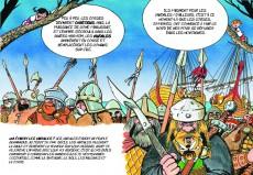 Extrait de L'histoire de la Corse racontée aux enfants -1- La Corse des origines