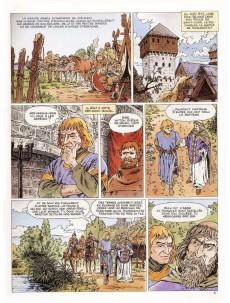 Extrait de L'epte, des vikings aux Plantagenets -1- Le sang de Rollon pour St Clair coulera