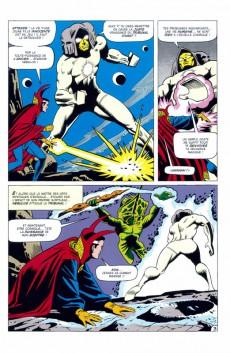 Extrait de Docteur Strange (L'intégrale) -2- 1966-1967