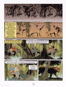 Extrait de Allan Mac Bride -5- La ronde des Apsaras