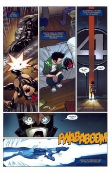 Extrait de Nova (Marvel Now!) -6- Retrouvailles
