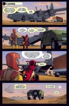 Extrait de Deadpool (Marvel Now!) -8- La Mort De Deadpool