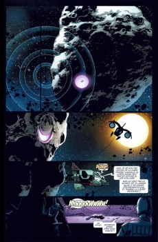 Extrait de Star Wars - Dark Vador (Panini Comics - 100% Star Wars) -4- En bout de course