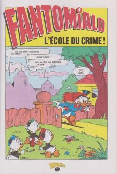 Extrait de Picsou Magazine Hors-série Collector -7- Les Chroniques de Fantomiald n°2