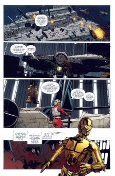 Extrait de Star Wars (Panini Comics - 100% Star Wars) -4- Le Dernier Vol du Harbinger