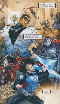 Extrait de Marvel Saga (4e série - 2017) -1- Les plus combatifs héros de la terre