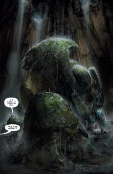 Extrait de Rai (Bliss Comics - 2014) -2A- Second cycle : 4001 A.D.