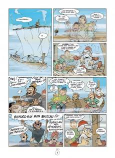 Extrait de Il était une fois... l'homme (Soleil) -3- Les Vikings