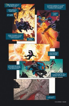 Extrait de Superman Rebirth -1- Le Fils de Superman