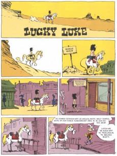 Extrait de Lucky Luke (vu par...) -2Flamand- Jolly Jumper antwoordt niet meer