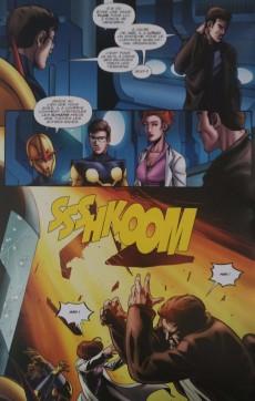 Extrait de Nova (Marvel Deluxe) -2- Secret Invasion