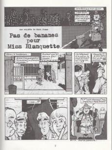 Extrait de Mark Jones - Pas de banane pour Miss Blanquette