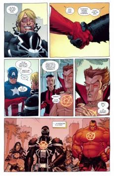 Extrait de Venom (Marvel Dark) -3- Le Cercle des Quatre